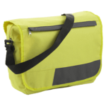 Polyester Document Bags With Zipped Compartments