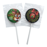 Festive Lollipops