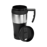 500ml Plastic Travel Mugs