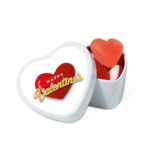 Valentines Haribo Heart Throbs Heart Tins
