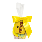 Swing Tag Bag- Speckled Chocolate Eggs