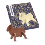 3D Easter Lamb Choco Puzzles