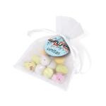 Organza Bags- Speckled Chocolate Eggs