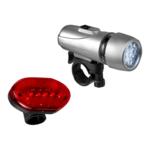 Two Bicycle Light Sets