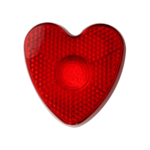 Heart Shaped Safety Lights