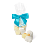 Swing Tag Bags- Marshmallow Chicks
