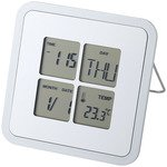 Livorno Desk Weather Clocks