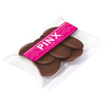 Large Pouches- Milk Chocolate Buttons