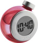 LCD Water Powered Desk Clocks