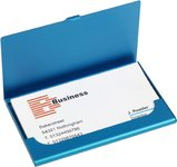 Aluminium Business Card Holders