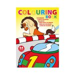 A4 Childrens Colouring Books
