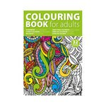A4 Adults Colouring Books