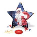 Lindt Star Shaped Advent Calendars
