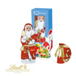 Lindt Father Chistmas Gift Boxes