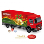 Lindt 3D Truck Shaped Advent Calendars