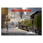 Footplate Wall Calendars