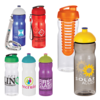 H2O Base 650ml Flip Lid Sports Bottles
